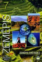 Zeměpis pro 7.ročník ZŠ - Zeměpis světadílů - učebnice