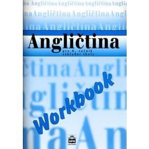 Angličtina pro 6. ročník ZŠ - Workbook  (původní vydání) DOPRODEJ