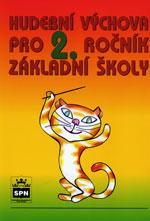 Hudební výchova pro 2.ročník ZŠ - učebnice