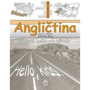 Angličtina pro 4.ročník ZŠ - metodická příručka