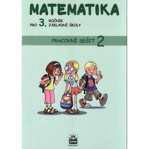 Matematika pro 3.ročník ZŠ - 2.díl pracovní sešit