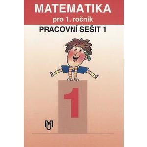 Matematika pro 1.ročník ZŠ - 1.díl pracovní sešit