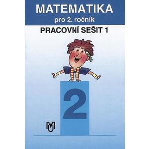Matematika pro 2.ročník ZŠ - 1.díl pracovní sešit