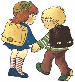 Vítáme Tě do školy : Děti  - dvojlist A5