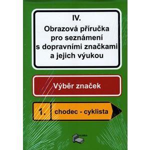 CHODEC - CYKLISTA  IV.   (soubor 54 karet)