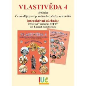 IUČ Vlastivěda pro 4.ročník ZŠ (české dějiny) k učebnici - neomezená školní multilicence