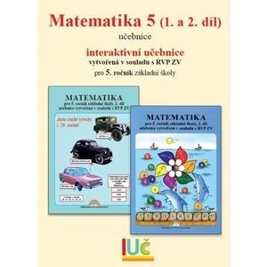 IUČ Matematika pro 5.ročník ZŠ k učebnici - neomezená školní multilicence