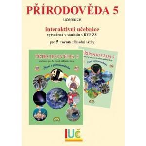 IUČ Přírodověda pro 5.ročník ZŠ k učebnici - neomezená školní multilicence