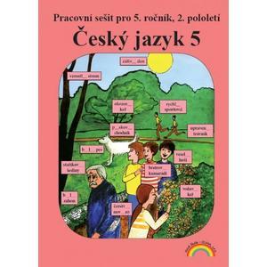 Český jazyk pro 5.ročník ZŠ - 2.díl pracovní sešit - původní řada