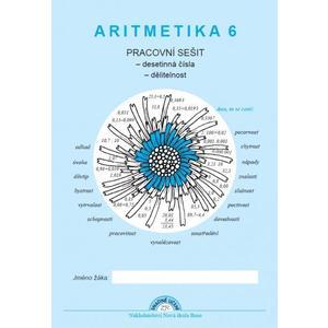 Aritmetika pro 6.ročník ZŠ - pracovní sešit