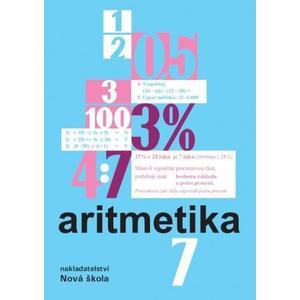 Aritmetika pro 7.ročník ZŠ - učebnice