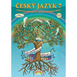 Český jazyk pro 7.ročník ZŠ - pracovní sešit (čtení s porozuměním)