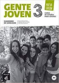 Gente Joven Nueva edicion 3 (A2+) - Cuaderno de ejercicios (španělština)
