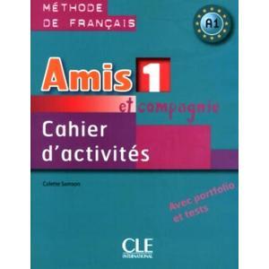 Amis et compagnie 1 - Cahier d'activités (pracovní sešit)