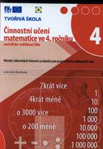 Činnostní učení matematice ve 4.ročníku - DVD