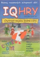 """Chytré dítě - IQ Hry  (výukový CD-ROM)  """"nakl. PACHNER"""""""