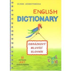 """Chytré dítě - English Dictionary - mluvící slovník single  """"nakl. PACHNER"""""""