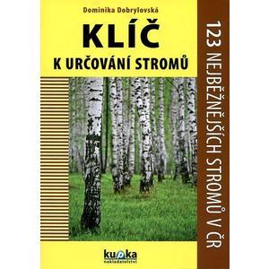 Klíč k určování stromů (123 nejběžnějších stromů v ČR)