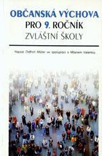 Občanská výchova pro 9.ročník ZvLŠ - učebnice