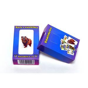 Karty s násobilkou: Násobení 6-10