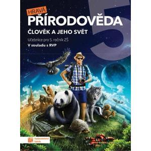 Hravá přírodověda 5.ročník ZŠ - učebnice