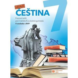 Hravá čeština 7.ročník ZŠ a VG - pracovní sešit