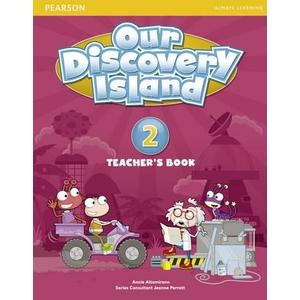 Our Discovery Island 2 - Teacher's Book with PIN Code