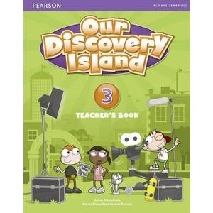 Our Discovery Island 3 - Teacher's Book with PIN Code