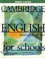Cambridge English for Schools Two - Student's Book (anglická verze)