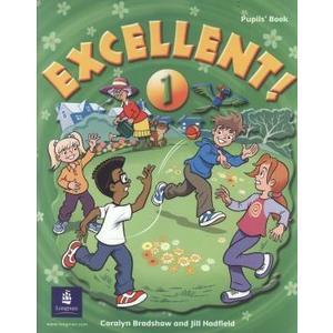 Excellent! 1 - Pupil's Book