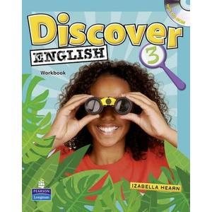 Discover English 3 - Workbook with Multi-ROM (mezinárodní verze)