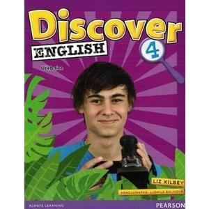 Discover English 4 - učebnice CZ