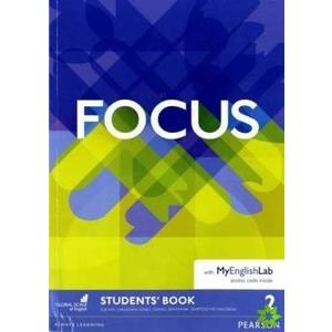 Focus 2 - Student's Book - My English Lab Pack