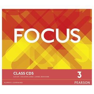 Focus 3 - Class CDs