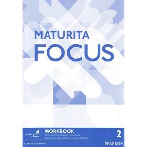 Maturita FOCUS  2 - Workbook CZ + booklet