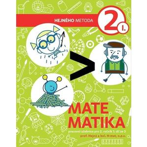 Matematika 2.ročník ZŠ (Hejného metoda) - 1.díl pracovní učebnice