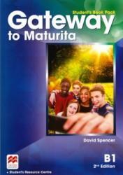 Gateway to Maturita 2nd Edition B1 - Student's Book Pack + Workbook