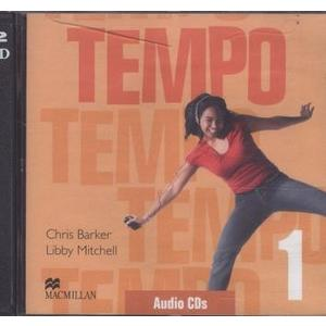 Tempo 1 - Class Audio CD