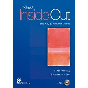 New Inside Out Intermediate - Student's Book with CD-ROM
