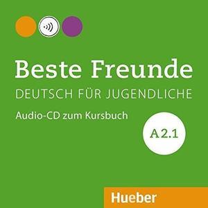 Beste Freunde 3 (A2/1) - audio CD k učebnici (česká verze)