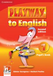 Playway to English British 1 (2Ed.) - Pupil's Book