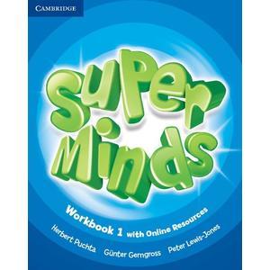 Super Minds 1 - Workbook with online Resources