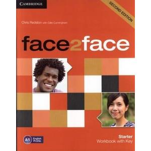 Face2face Starter (second edition) - Workbook with key