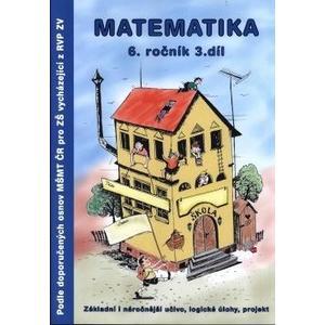 Matematika (6.ročník 3.díl) - dle doporučených osnov MŠMT pro ZŠ z RVP