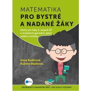 Matematika pro bystré a nadané žáky - 2.stupeň ZŠ a VG