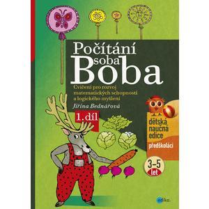 Počítání soba Boba - 1.díl (3-5 let)