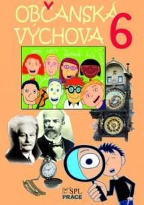 Občanská výchova 6.ročník ZŠ - učebnice  NOVĚ