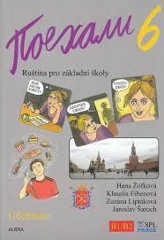 Pojechali 6 - učebnice ruštiny pro ZŠ