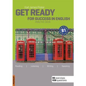Get Ready for Success in English B1 - Practice Book s CD