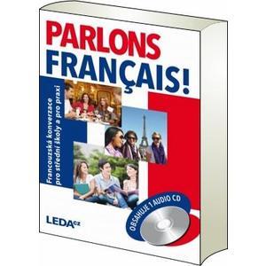 Parlons Francais! (kniha + CD)